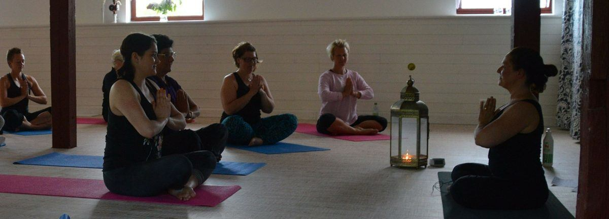 Yoga aktivitet